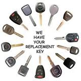 Ford F-450 Car keys