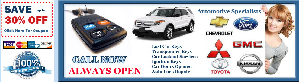 Call (917) 525-2440 | Ford Car Keys Locksmith Service
